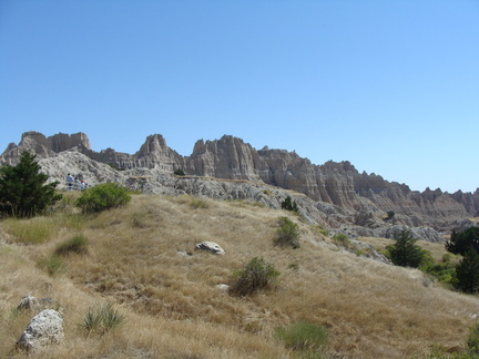 More of the Badlands...