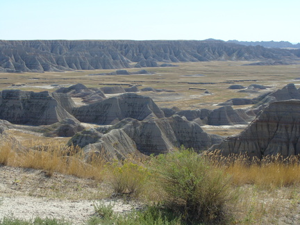 ...and more Badlands!